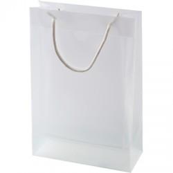 Promocyjna - targowa torba A4 ze sznurkami