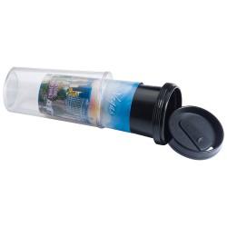 Plastikowy kubek z papierową wkładką Las Vegas