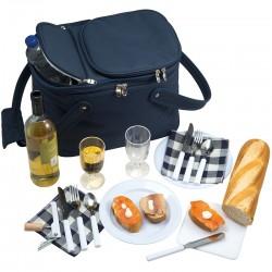 Kosz piknikowy z torba termoizolacyjną Bakersfield