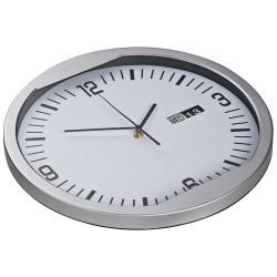 Zegar ścienny z datownikiem
