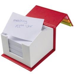 Zestaw karteczek samoprzylepnych - domek