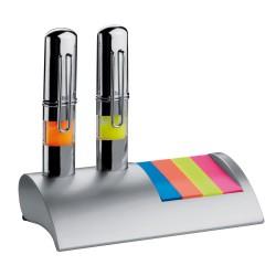 CrisMa stojak na biurko z karteczkami