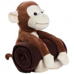 Pluszowa małpka Barry