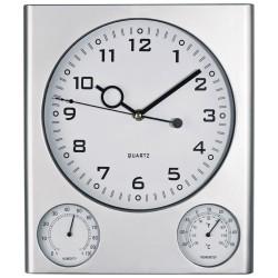 Plastikowy zegar ścienny Den Haag