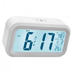 Zegarek na biurko z wyświetlaczem LCD Memphis