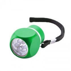 Latarka 6 LED